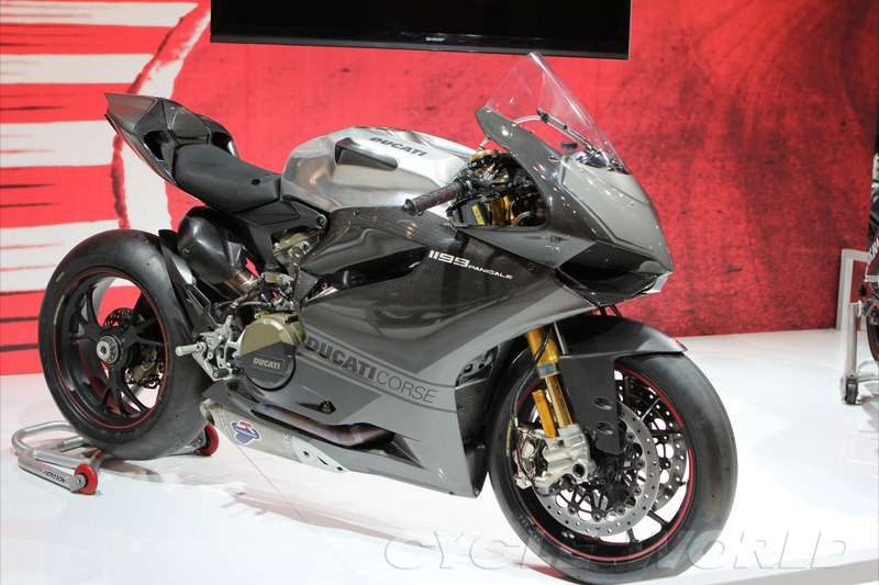 Ducati 1199 Panigale RS13 -Video