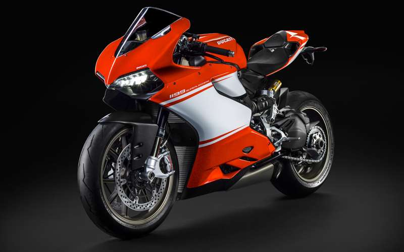 Ducati 1199 Superleggera 2014