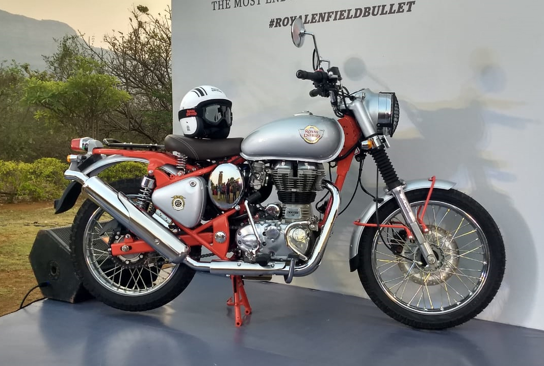 Royal Enfield Bullet Trial 350 / 500