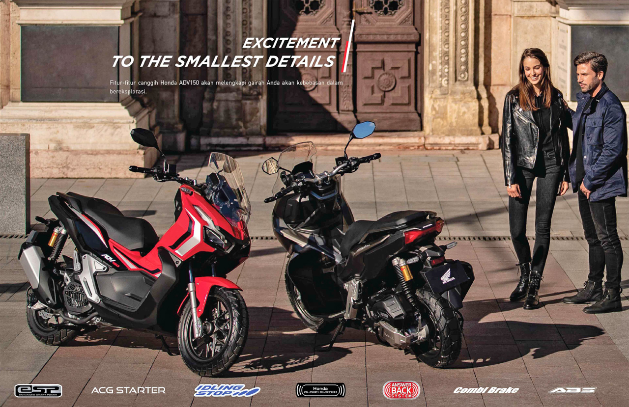 honda adv150 official 2019 29