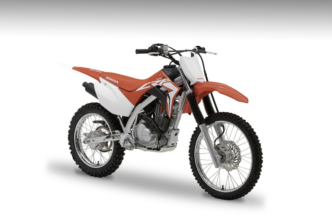 21 Honda CRF125F Big Wheel 34R