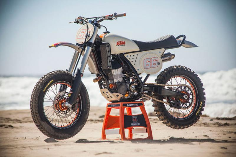 "KTM 450SX-F – ""On Any Sunday"""