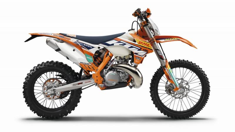 KTM EXC Factory Edition 2015