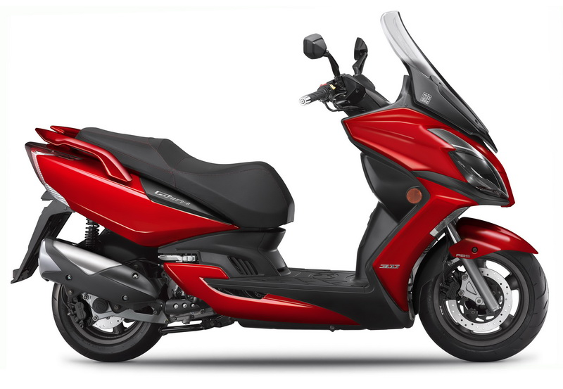 Kymco G-Dink 300i ABS Euro 4