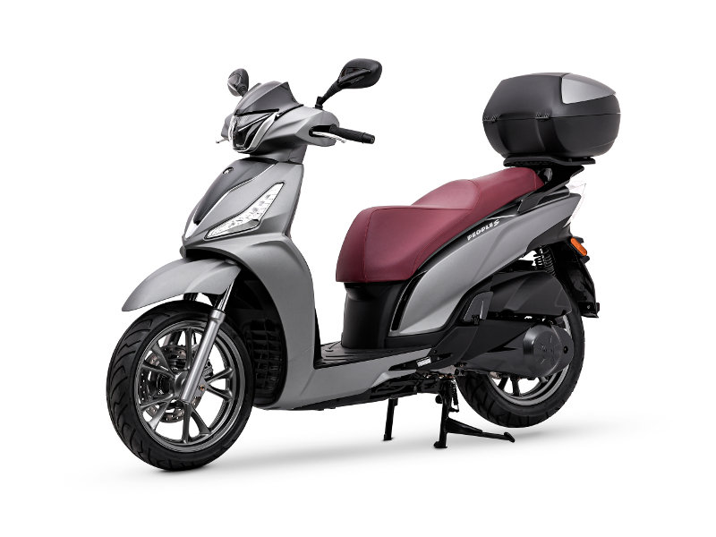 KYMCO People S 300i 2019 – EICMA