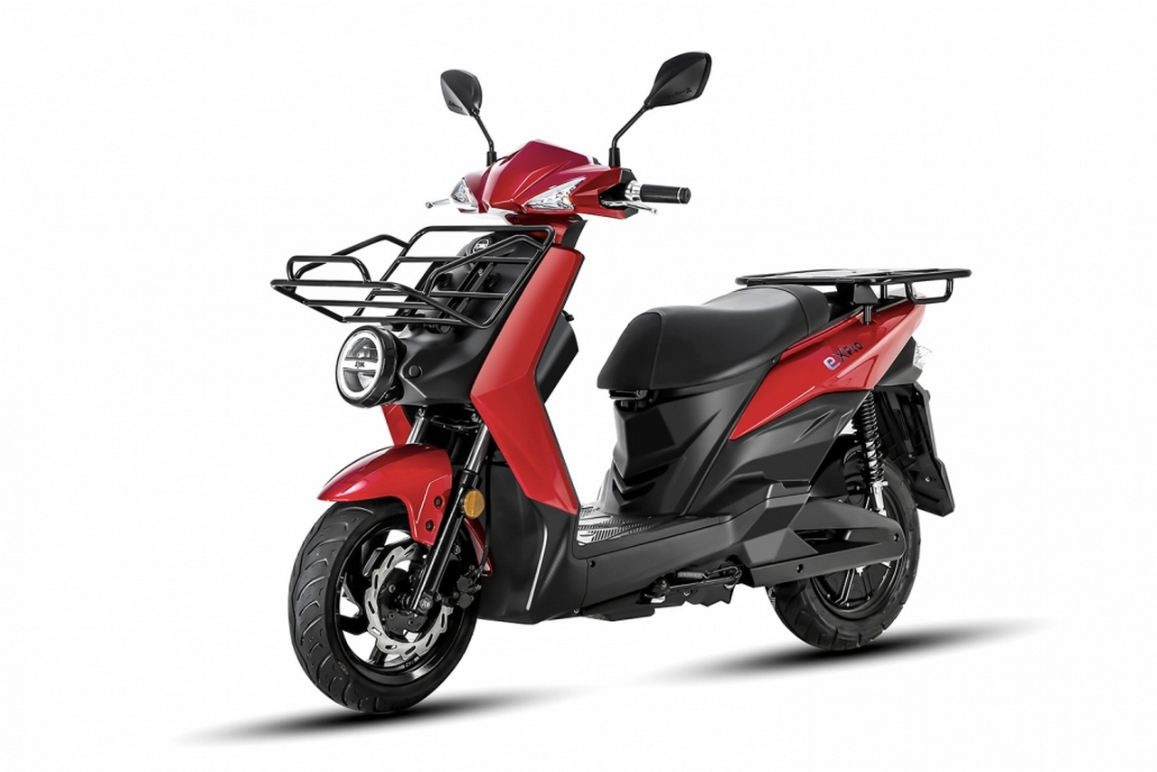 SYM expro 2020 electric 10