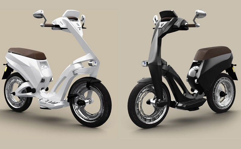 Ujet e-scooter
