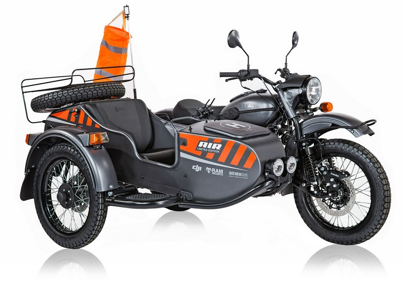 Ural AIR studio 3 edit