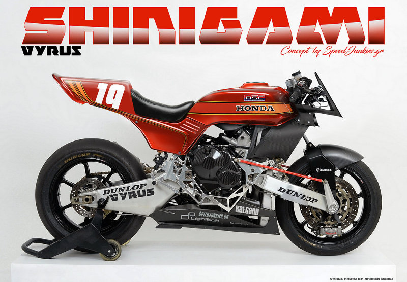 Shinigami Vyrus Concept by Speed Junkies GR