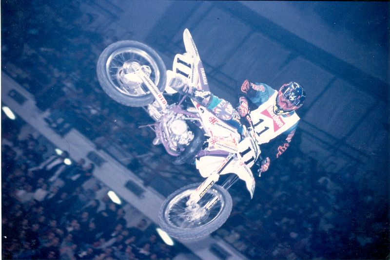 Αφιέρωμα - 3o Athens Supercross - 1995