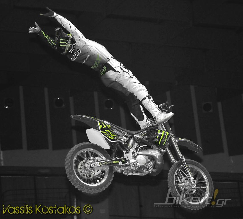 Photo reportaz - Monster Energy Athens Supercross 2011