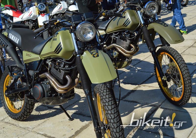 Ρεπορτάζ – Yamaha XT 550 - 3η Πανελλήνια συγκέντρωση κατόχων - BIKEIT!