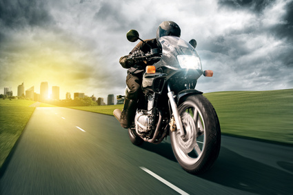 safe motorcycle riding
