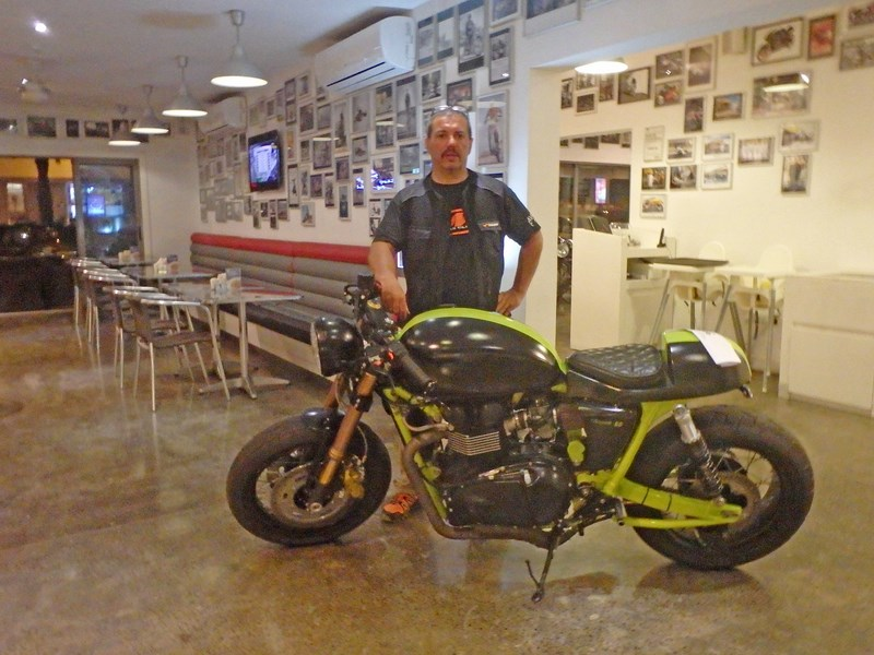 BIKERS CAFE DUBAI 2
