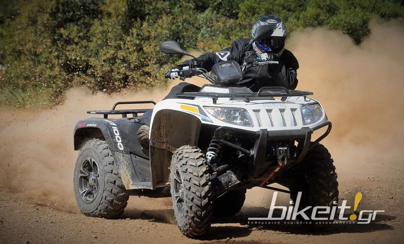 Test - Arctic Cat 1000 XT 2014