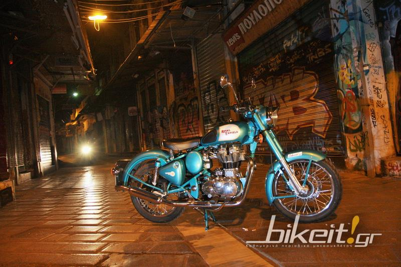 Test – Royal Enfield 500 Classic