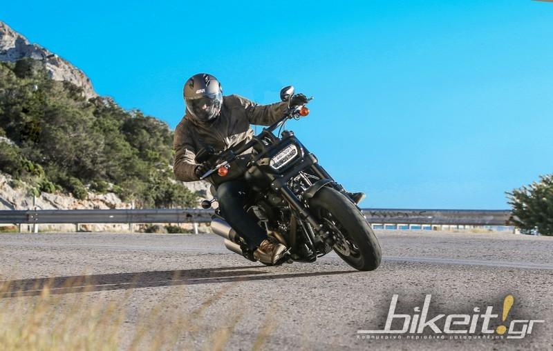 TEST: Harley-Davidson Fat Bob 114