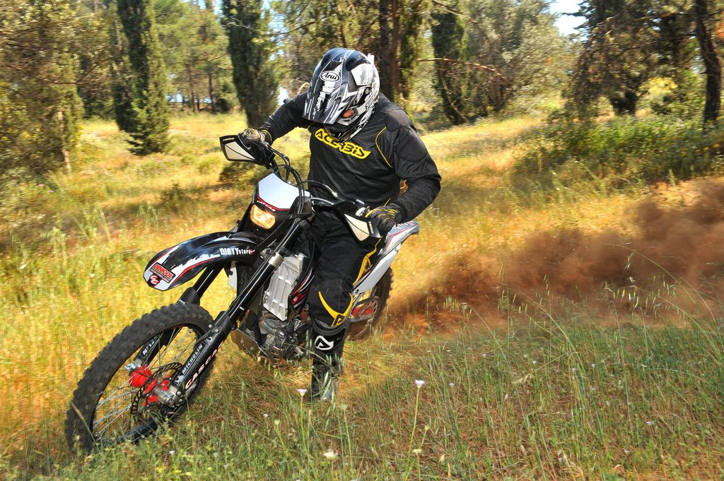 Test enduro Gas Gas EC 250 F 2010