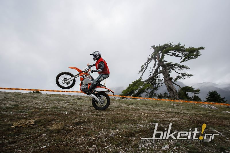 Test - KTM 250 EXC-F / Six Days - 2015
