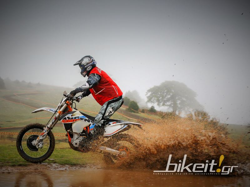 Test - KTM 350 EXC-F / Six Days - 2015