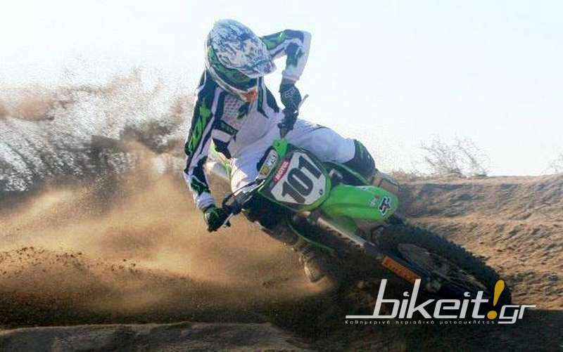 Video Test - Kawasaki KX 450 F 2012