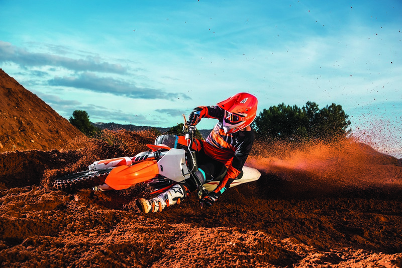 02 Action KTM 150 SX MY2019