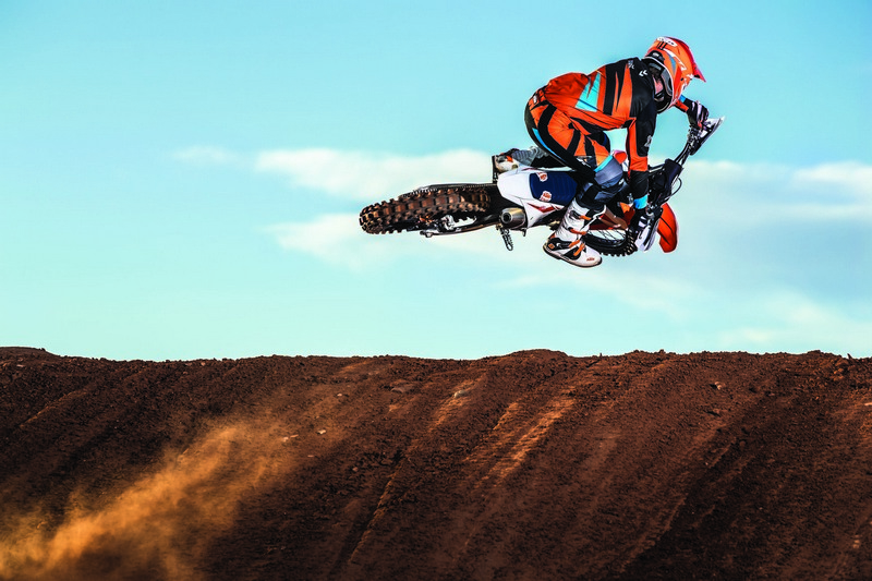 11 Action KTM 450 SX F MY2019