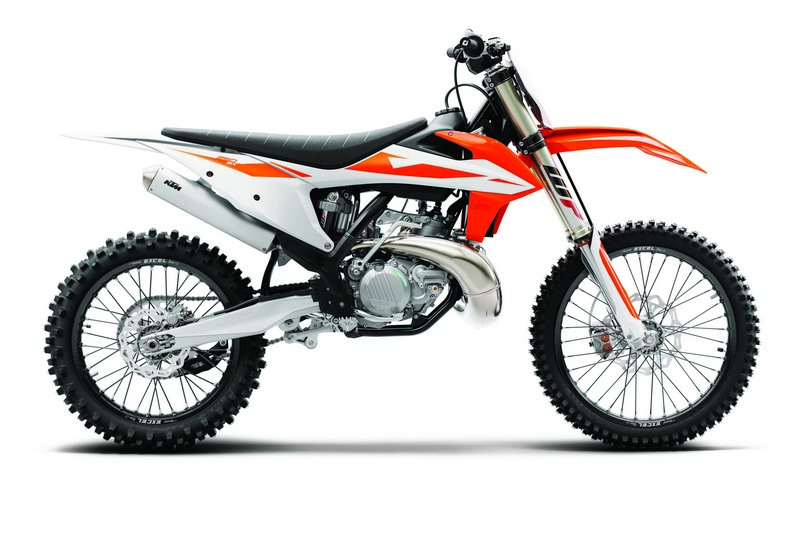 KTM 250 SX MY2019 90 degree right
