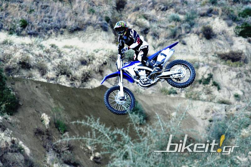Video Test - Yamaha YZ 450F 2012!