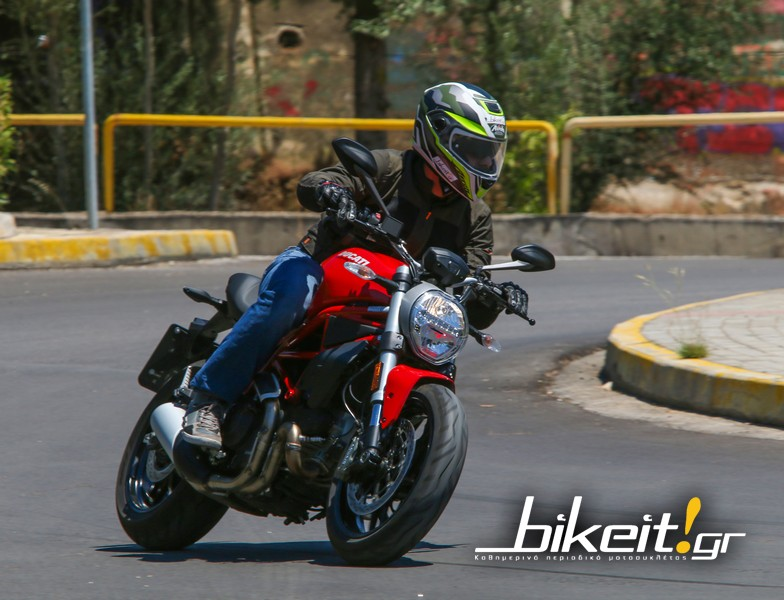 TEST - Ducati Monster 797 2017