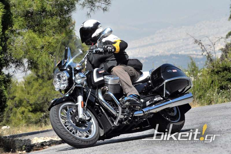 Test - Moto Guzzi California 1400