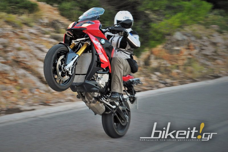 Test - BMW S 1000XR 2015