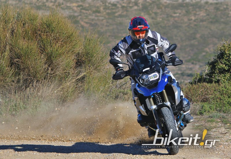 Test - BMW R 1200 GS Rallye 2017