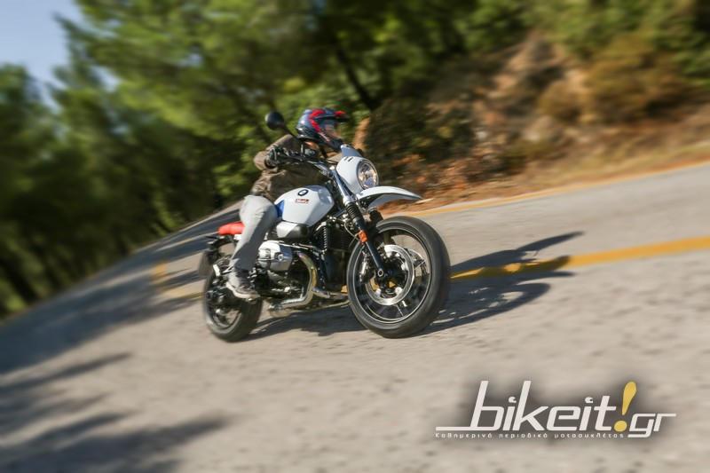 TEST – BMW R nineT Urban GS