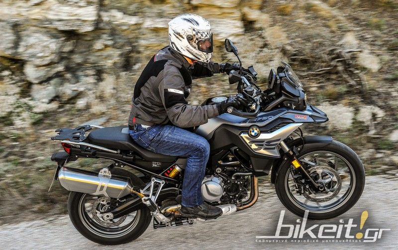 test bmw f750gs 2018 kinisi 5