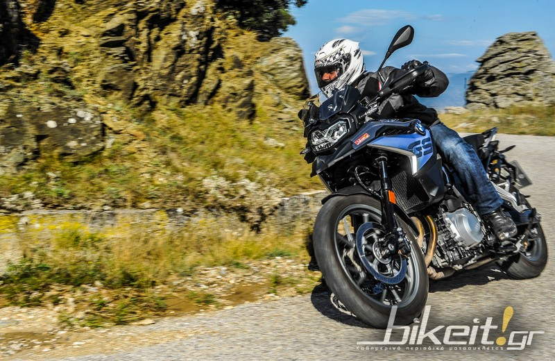TEST – BMW F750GS 2018