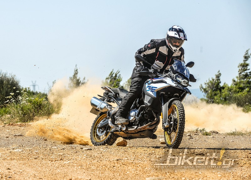 Test - BMW F 850GS 2018