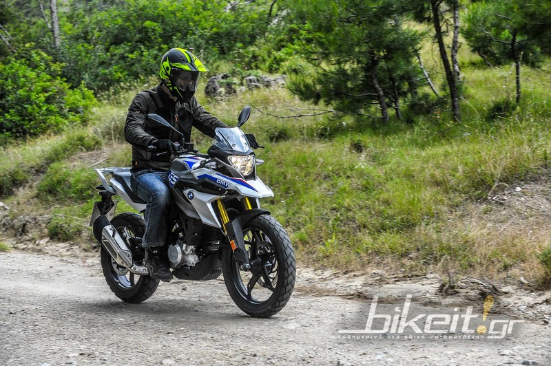 TEST - BMW G 310 GS 2018