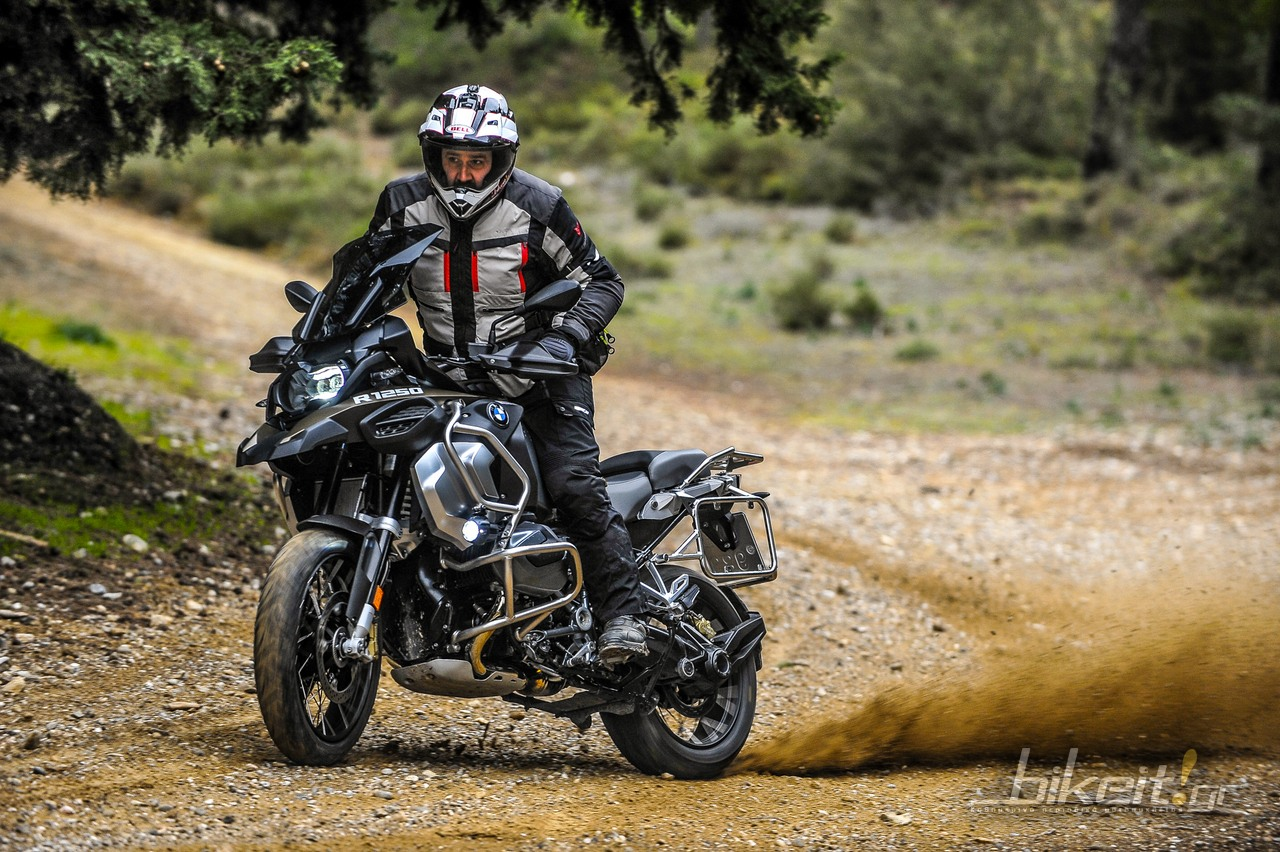 Test - BMW R 1250 GS Adventure 2019