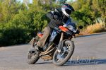 Test BMW F 800 GS 2010