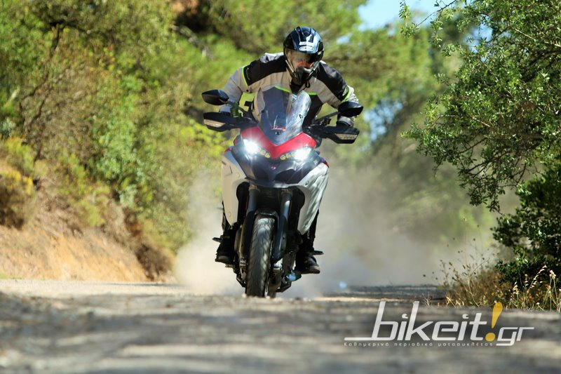 Test - Ducati Multistrada 1200 Enduro 2016