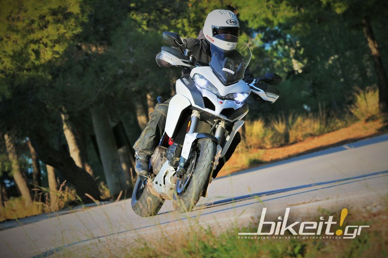 Test - Ducati Multistrada 1200 S