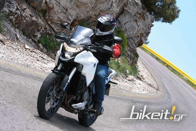 Test – Honda Crosstourer 1200