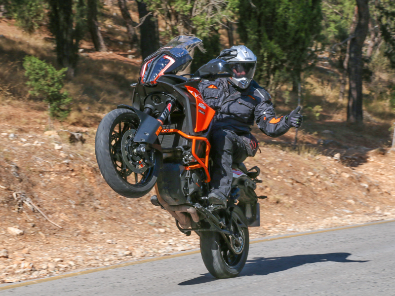 TEST – KTM 1290 Super Adventure S 2017