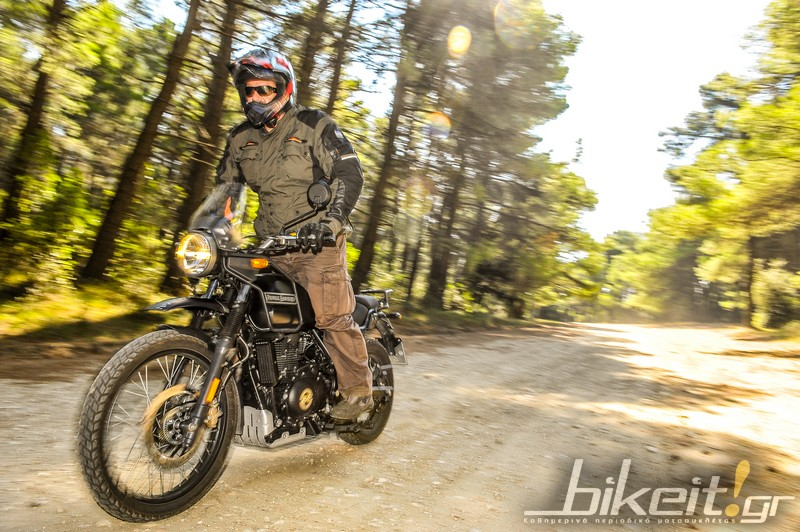 TEST - Royal Enfield Himalayan 2018