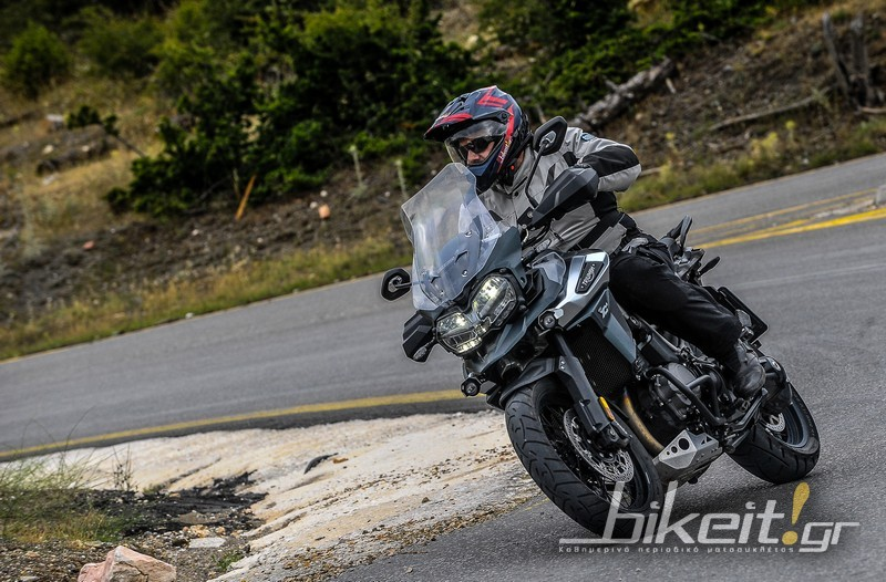 TEST - Triumph Tiger 1200 XCa 2018