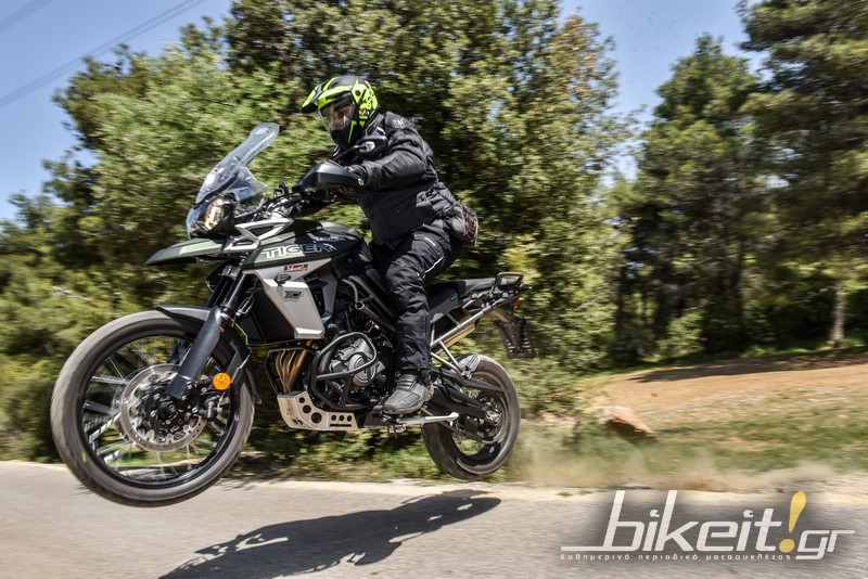TEST – Triumph Tiger XCx 800 2018