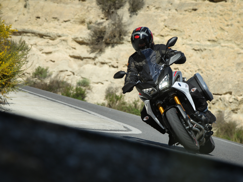 TEST – Yamaha Tracer 900/GT 2018 – Αποστολή στην Ισπανία