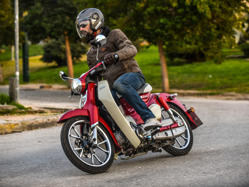 TEST – Honda Super Cub C125 2019