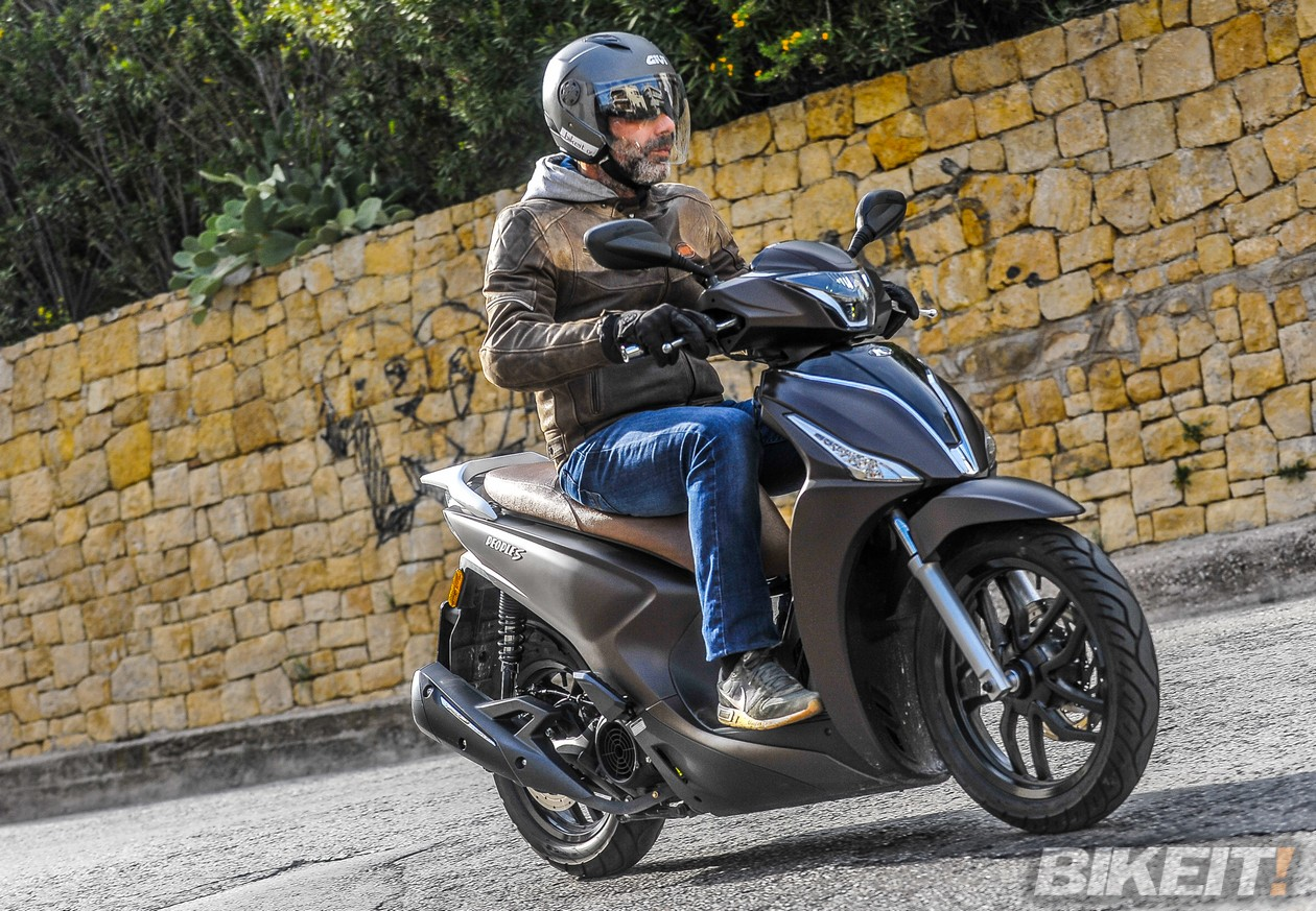 kymco people 150s 3